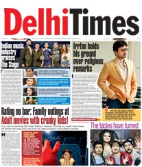 Times of India City Times Ad Rates Delhi