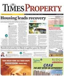 Times Property Ad Rate Card Baroda