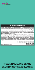 trade-name-caution-notice-ad-sample