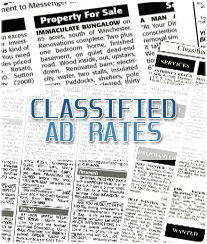 Classified Ad Booking Salem