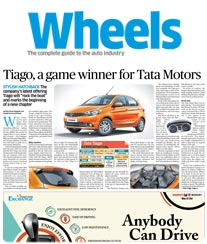 DH Wheels Advertisement Tariff Hubli