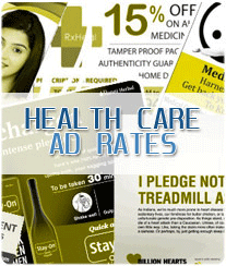 Health Newspaper Ad Rates