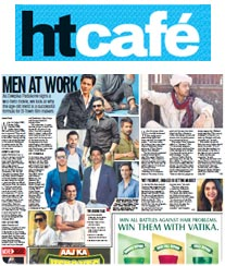 HT Cafe Advertisement Charges Indore