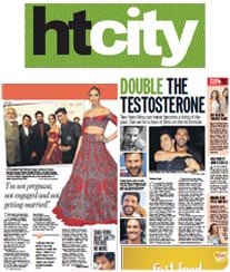 HT City Ad Tariff Indore