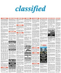 O Herald O Classified Ad Rates