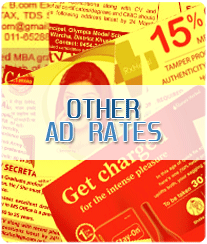 Others Newspaper Ad Rates