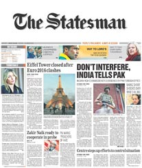 The Statesman Display Ad Rate Card