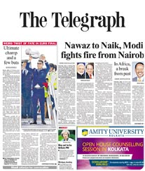 The Telegraph Display – The Telegraph